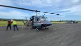 Médicos y CNE ingresan vía aérea a comunidades incomunicadas de Guatuso