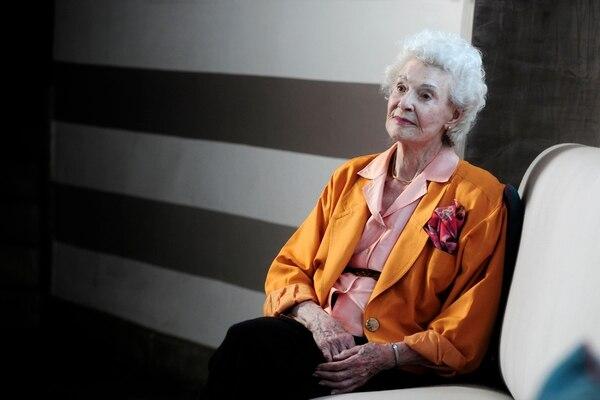 El documental está basado en la vida y luchas de Henrietta Boggs, la primera esposa del expresidente Jose Figueres Ferrer. Fotografía: John Durán.