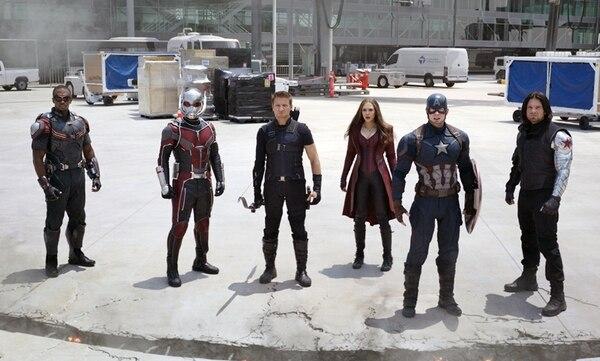 Elizabeth Olsen forma parte del Universo Marvel desde el 2014. Foto: Disney.