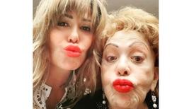 Rostro de Alejandra Guzmán desata memes en redes sociales