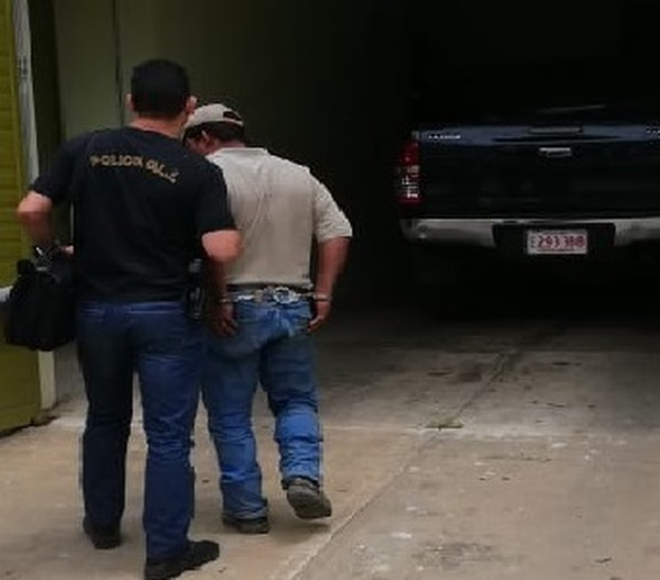 Un hombre de apellido Guido fue detenido por matar a su excompañera sentimental. Foto: OIJ para LN