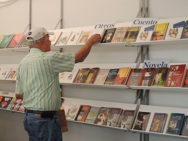 La Feria Internacional del Libro Universitario se lleva a cabo del sábado al domingo en Heredia.