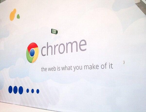 Chrome es utilizado por 41,66% de los usuarios de computadoras.