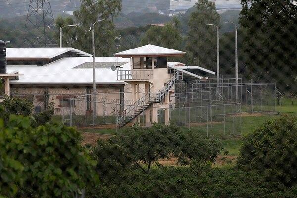 La Unidad de Pensiones Alimentarias está en el complejo penitenciario La Reforma, en San Rafael de Alajuela. | MAYELA LÓPEZ