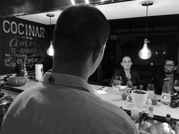 Experiencia gastronómica en El Taller de Billy Sazón. Foto: Osvaldo Calderón