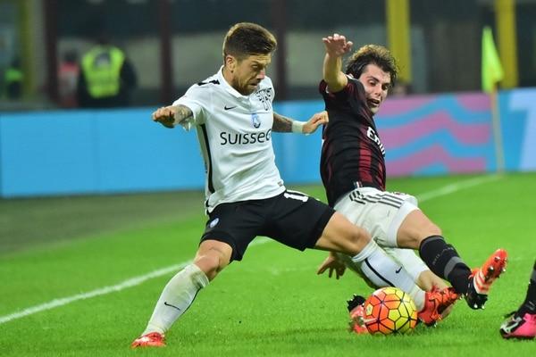 El Milan, que afrontó la sesión alentado por sus tres victorias consecutivas, fue incapaz de marcar ante el Atalanta.