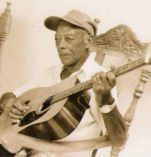 Walter Ferguson. Imagen del sitio The Tape Hunt, que pretende buscar las grabaciones perdidas del compositor.