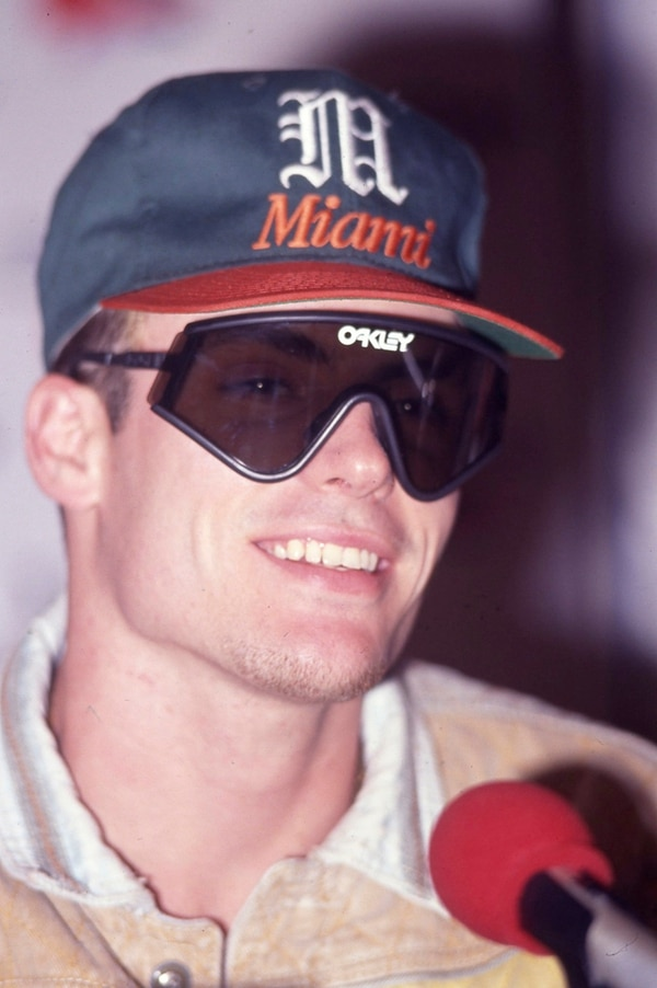 1991: Vanilla Ice. Palacio de los Deportes.