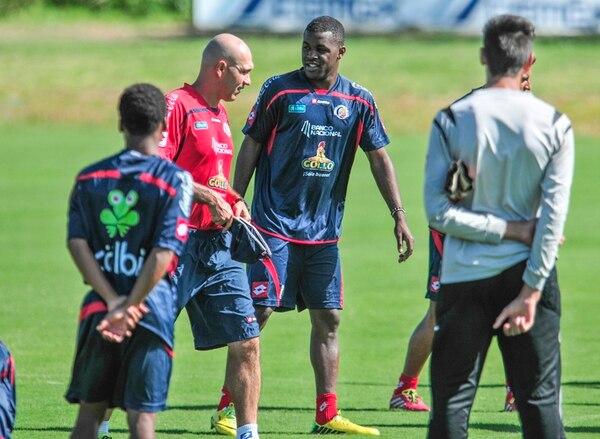 Luis Marín fue asistente de Pinto en toda su era hacia Brasil. | ARCHIVO
