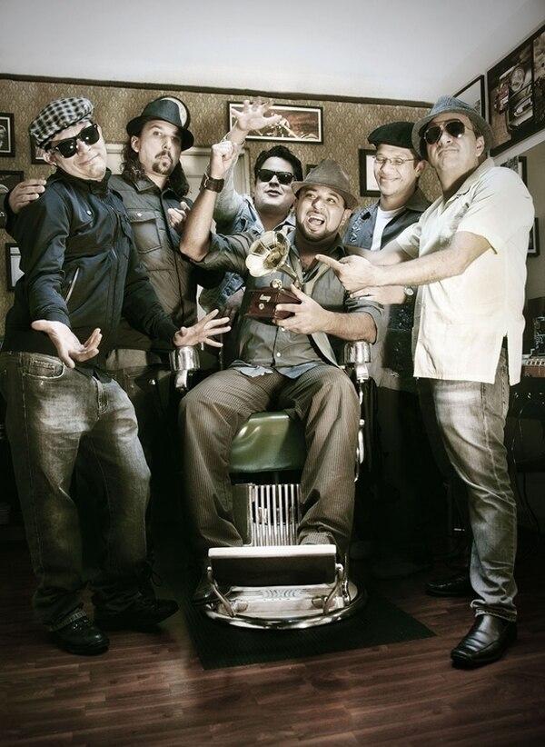 Los Garbanzos lanzan su nueva línea de conciertos temáticos.   DIEGO SOLÍS P/LN