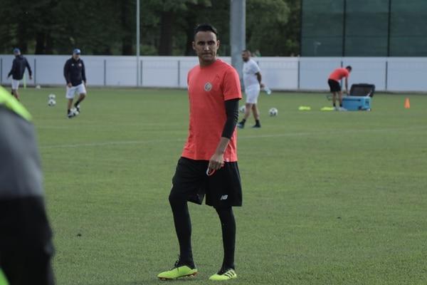 Keylor Navas cree que si Casemiro o Marcelo le anota, deben celebrar el gol. Fotografía: Damián Arroyo