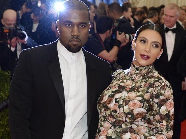 Kim Kardashian dio a luz a una niña - 1