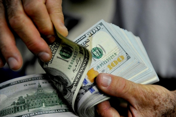 En la sesión del Monex de este viernes 19 de mayo, el precio del dólar se incrementó en ¢2,14.
