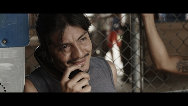 'Presos', de Esteban Ramírez, es uno de los cinco filmes nacionales de ficción presentes en el Festival Ícaro. Archivo