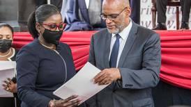 Nuevo primer ministro de Haití promete orden y organizar elecciones
