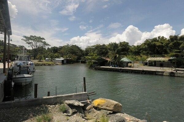 En agosto, las autoridades allanaron un complejo construido de forma ilegal en Portete. Ese lugar fue usado para narcotráfico. | ARCHIVO.