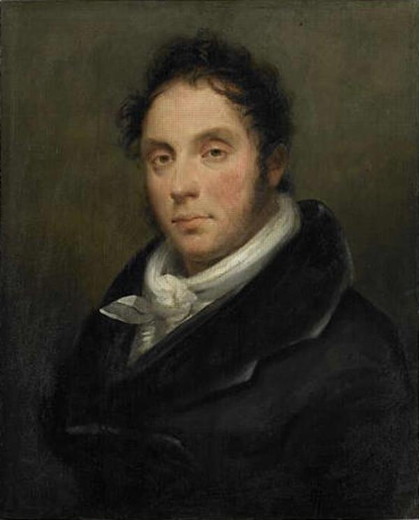 Retrato de Lord Byron realizado por Paillot de Montabert. Foto: Wikimedia Commons.