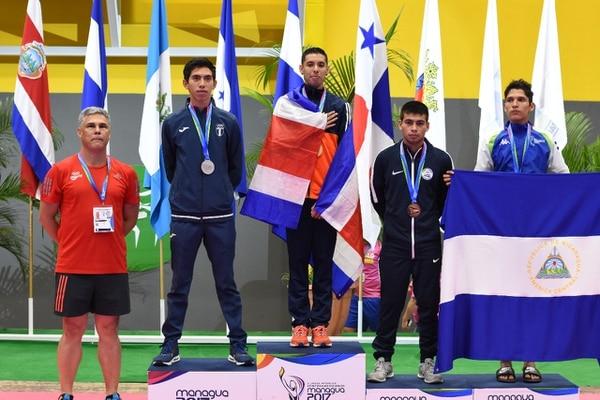 Nicaragua gana 3 de 6 oros en judo en Juegos Centroamericanos