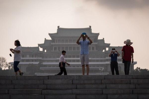 Durante años, Washington se había limitado a desaconsejar a sus ciudadanos que viajaran a Corea del Norte, por los riesgos de arresto .