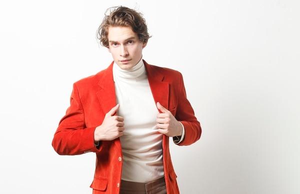 Adrián Fernández, modelo de Independent Model Management Costa Rica. Vestuario: Amo y Señor.