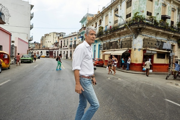 Anthony Bourdain, chef internacional, falleció este viernes 8 junio del 2018