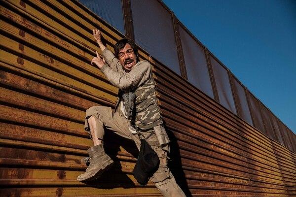 'Run Coyote Run': La sátira que vive en la migración