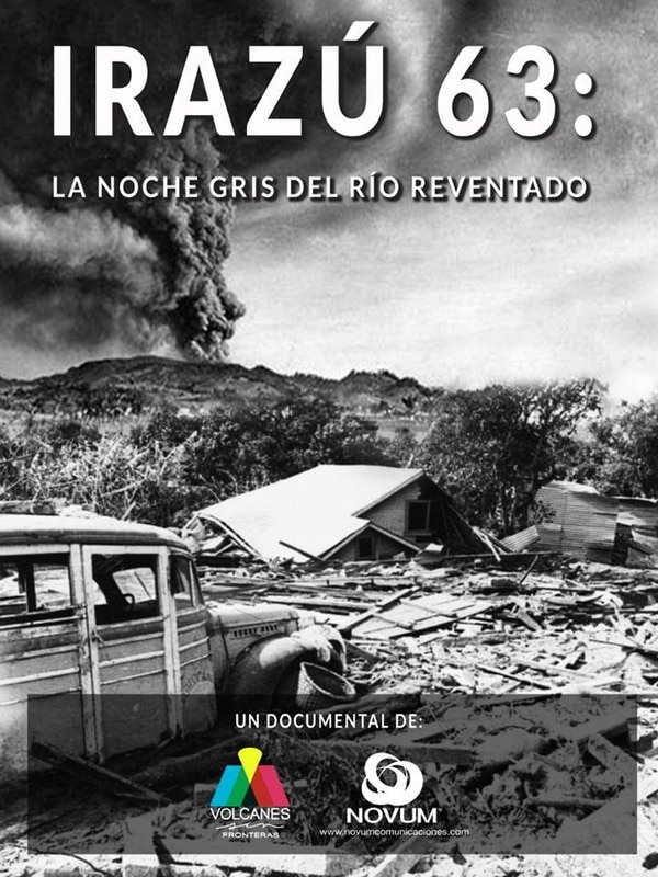 El documental se grabó con la participación de varias personas que vivieron la tragedia del Irazú en 1963. Cortesía Volcanes sin Fronteras