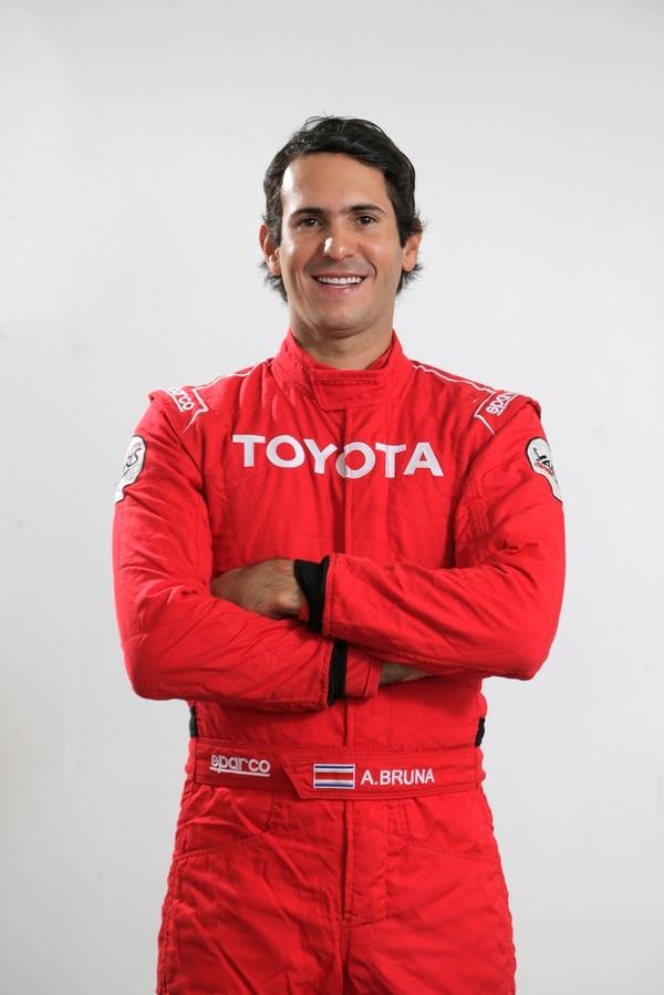 Andres Bruna tendrá su primera experiencia en un 'endurance' este sábado 13 de mayo.