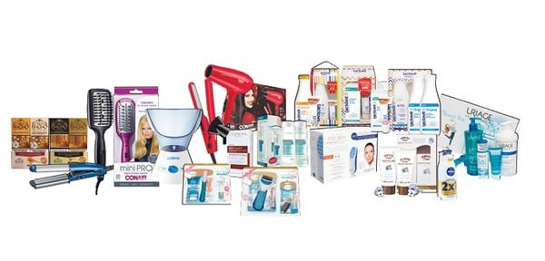 Variedad de productos relacionados con la salud y el bienestar familiar estarán con rebajas en todas las Farmacias Fischel.