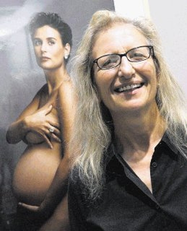 Annie Leibovitz es reconocida por retratos históricos. | AFP.