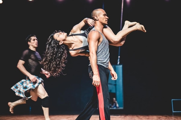 La coreografía 'EL7' llegará a Limón la próxima semana