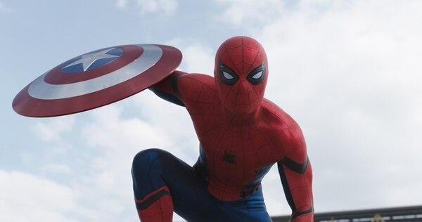 La incursión de Spiderman en 'Capitán América: Guerra Civil' es uno de las sorpresas más valoradas por los fanáticos de Marvel. Romaly para LN