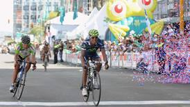 Soliz adorna a Bolivia para la Vuelta 50
