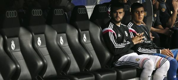El guardameta Keylor Navas fue al banquillo en el partido del Real Madrid contra Athletic de Bilbao.