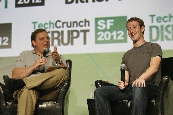 Zuckerberg habló del ingreso en bolsa de su compañía y lo catalogó como decepcionante.