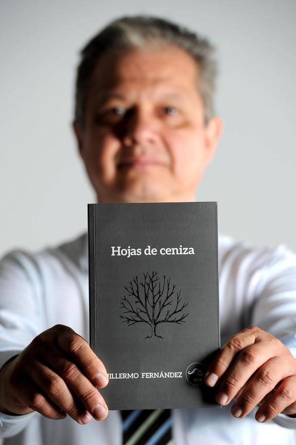 La última novela del autor fue 'Te busco en las tinieblas'. Fotos Melissa Fernández Silva