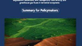 Documento: Uso de la tierra, reporte del IPCC