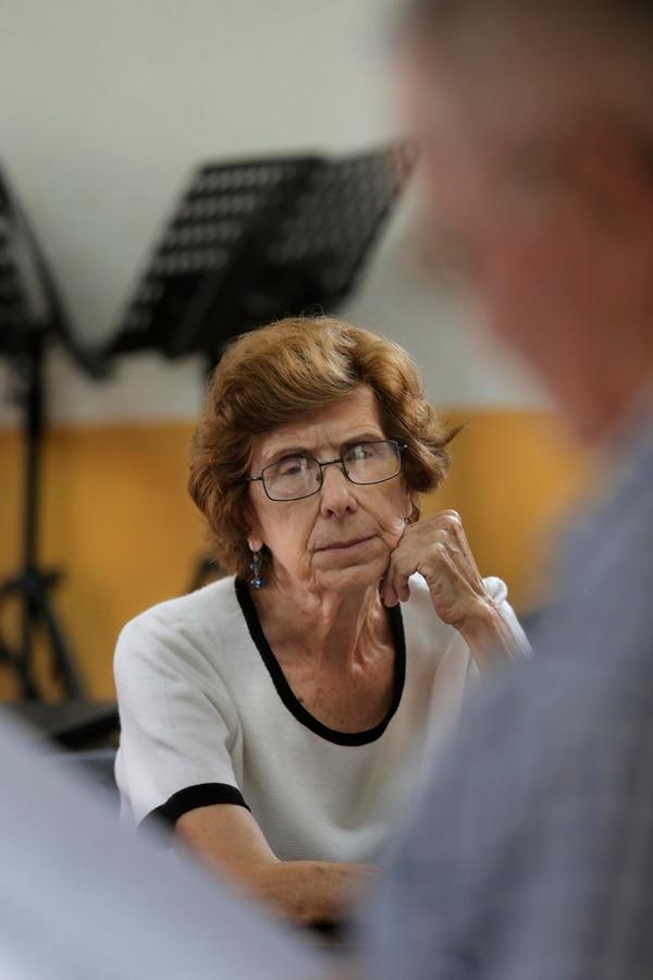 Hortensia Socada Camaras encontró refugio en los talleres literarios de AGECO.