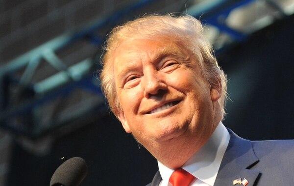 Donald Trump es el favorito en las encuestas en la carrera por la nominación del Partido Republicano.