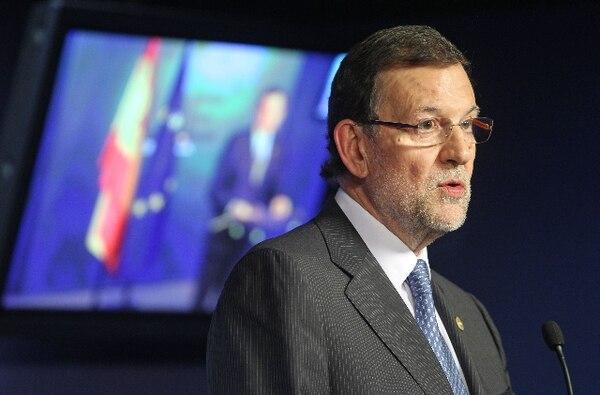APPresidente del gobierno español, Mariano Rajoy