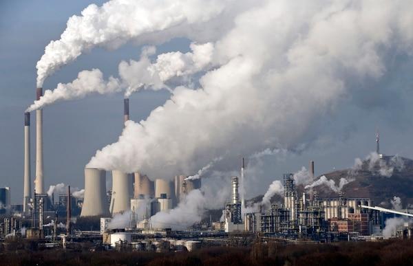 El año pasado, la concentración de los tres gases de efecto invernadero más peligrosos que hay en la atmósfera (dióxido de carbono, metano y óxido nitroso) alcanzaron un nuevo récord. (AP Photo/Martin Meissner, File)