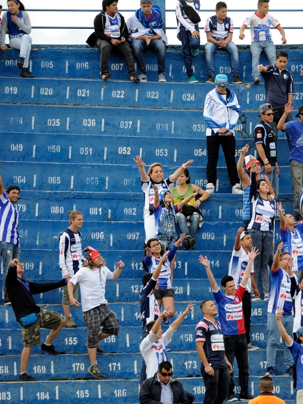 Ante Belén asistieron 3.106 personas al Fello Meza.   ALONSO TENORIO
