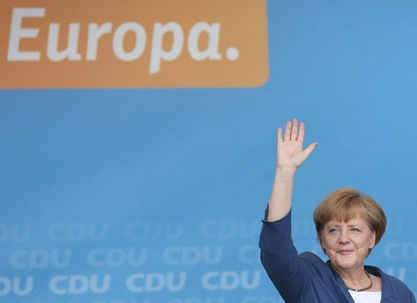 Angela Merkel desempeña las funciones de canciller de Alemania desde 2005