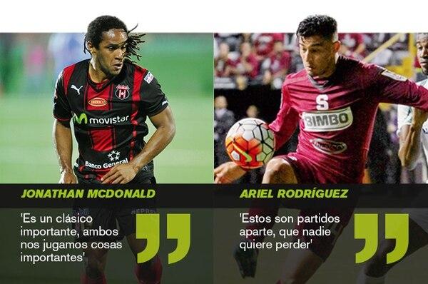 Expertos creen que Rodríguez pesa más en la S que Jonathan en Alajuelense.