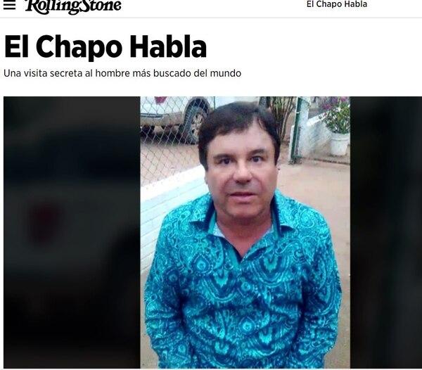 Reunión con el Chapo Guzmán: El drama detrás de la reina, el capo y el donjuán