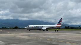 American Airlines abrirá vuelos directos entre Chicago, el Juan Santamaría y Liberia