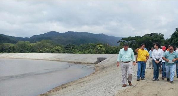 En 2013, la CNE invirtió ¢373 millones en el dique de Nosara para prevenir inundaciones. | CORTESÍA DE LA CNE