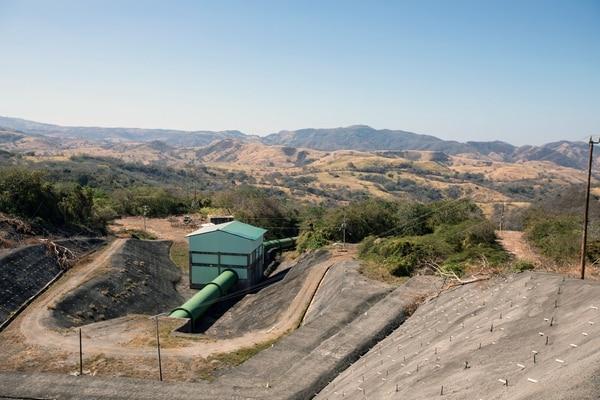 En total, las plantas Arenal, Dengo y Sandillal le dan una capacidad al complejo de 363,37 megavatios. Foto: ICE para LN