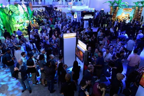 Piso de la exposición E3