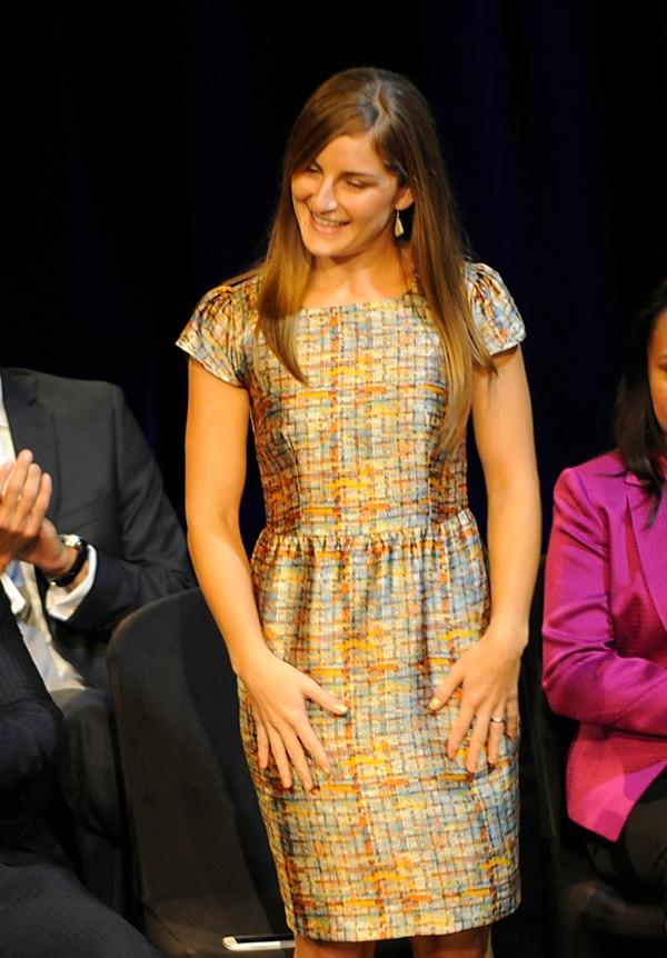 Ana Cristina Trejos, exviceministra de Vivienda.   MARIO ROJAS